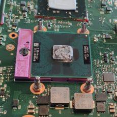 Wymiana procesora w laptopie